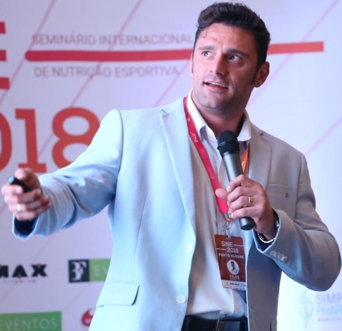 Felipe Donatto - Nutricionista Esportivo