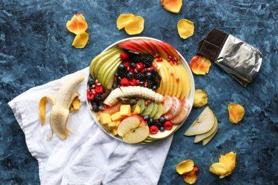dieta com frutas